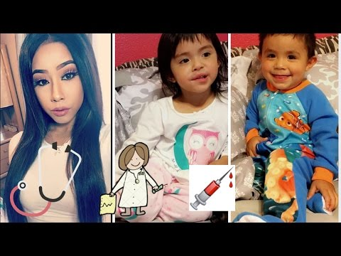 Life of A Teen Mom : Vlog|  Doctors Visit, Shots