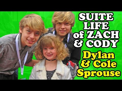 Dylan and Cole Sprouse Suite Life Interview with Hollywood Entertainment Reporter Piper Reese!