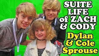 Dylan and Cole Sprouse Suite LIfe Interview Pro Kid Entertainment Reporter Piper Reese! (PQP #017)