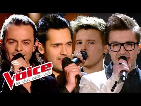 Robbie Williams – Angels | Nuno Resende, Yoann Fréget, Loïs Silvin & Olympe | The Voice 2013 |Finale