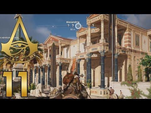 Riesengroß & Wunderschön... | Alexandria | AC Origins #011