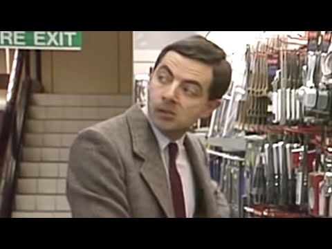 Mr Bean | Episode 2 | Original Version | Classic Mr Bean