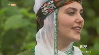 Rize - Ninniden Ağıta Anadolum - 14. Bölüm