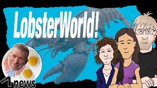 Lobster World! (feat. Morgan and Amy) - (Ken) Ham & AiG News