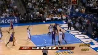 Allen Iverson 51pts FULL highlights vs Kobe Bryant the Lakers 07/08 NBA