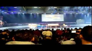Essen Motor Show 10 BMW 3-er und 5-er drift