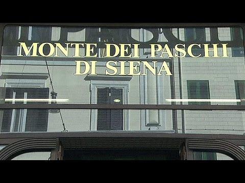 El banco italiano Monte Paschi podría caer del índice Eurostoxx 600 por su grave crisis - economy