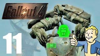 Fallout 4 Narcissist Run - 11 - Med Tek and Brotherhood
