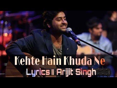 kehte-hain-khuda-ne-lyrics-video॥-raabta॥-agent-vinod॥arijit-singh