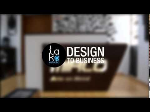 DESIGN TO BUSINESS  MIRLO ARTE EN METAL by Taka Estudio