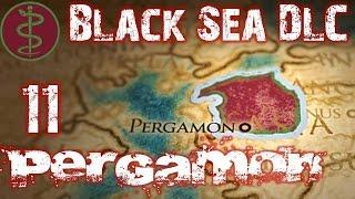 Lets Play Rome Total War 2 Sehr Schwer Pergamon Deutsch, HD, 60 FPS # 11