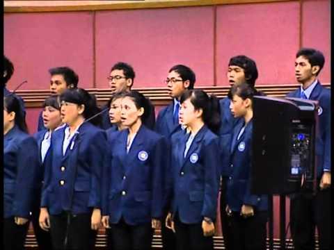 gema luhur choir - bagimu negeri