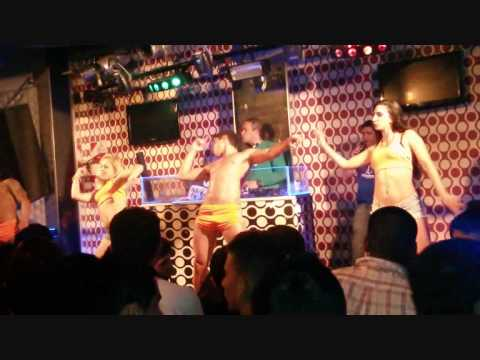 Show disco Bonanza (San Bernardo) Comando Naranja Anticipo verano 2014 (2)