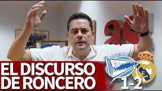 Alavés 1-2 Real Madrid | Roncero: