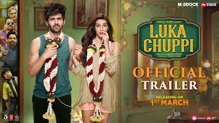 Luka Chuppi Official Trailer