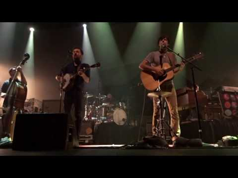 The Avett Brothers - New Song - No Hard Feelings (First time played)
