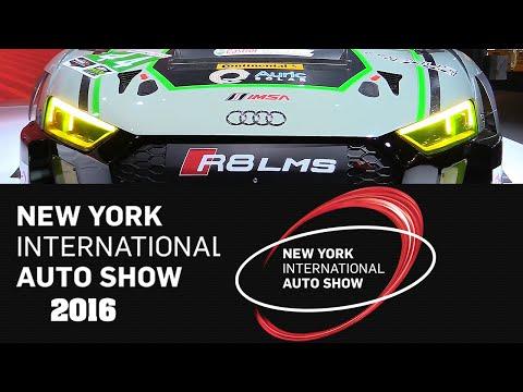 Acura NSX GT3 2017, Audi R8 LMS Race Car 2016, BMW M760i xDrive V12 2016, Buick Encore 2017
