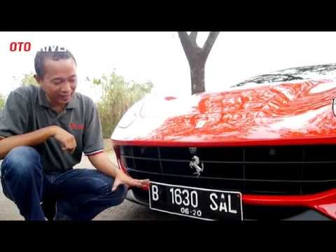 Ferrari F12 Berlinetta 2015 Review Indonesia - OtoDriver (Part 1/2)