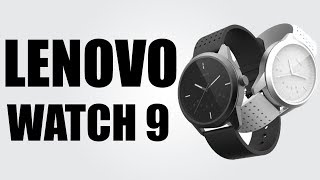 Lenovo Watch 9 Wristband - Unboxing & Test