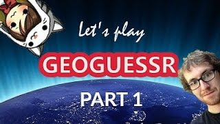 LET'S EXPLORE THE WORLD WITH THOMAS! - [1] - Geoguessr