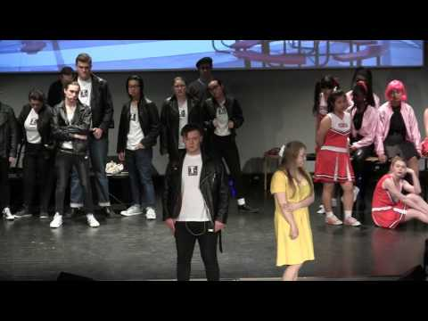 GREASE THE MUSICAL - Akt 1 - Frydensberg Efterskole