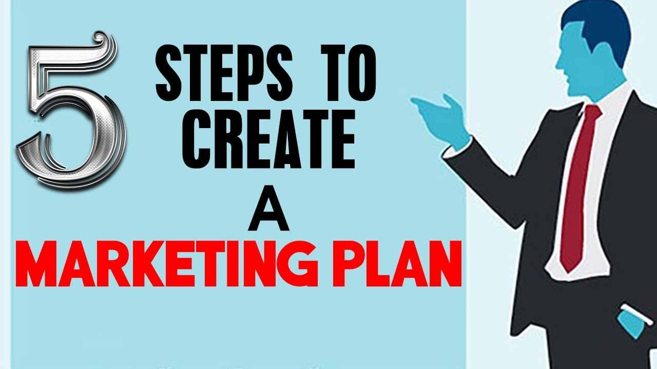 what is a marketing plan how to create a marketing plan youtube