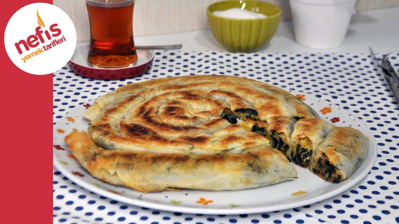 Pratik Mantarlı Börek Tarifi Videosu