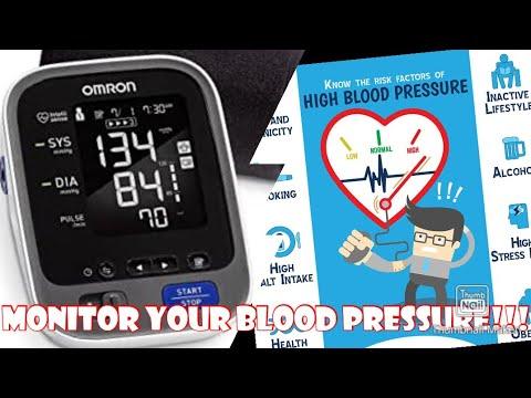 omron-blood-pressure-|-how-to-set-up-omron-blood-pressure-monitoring-|-nurse-leomar-tv-|