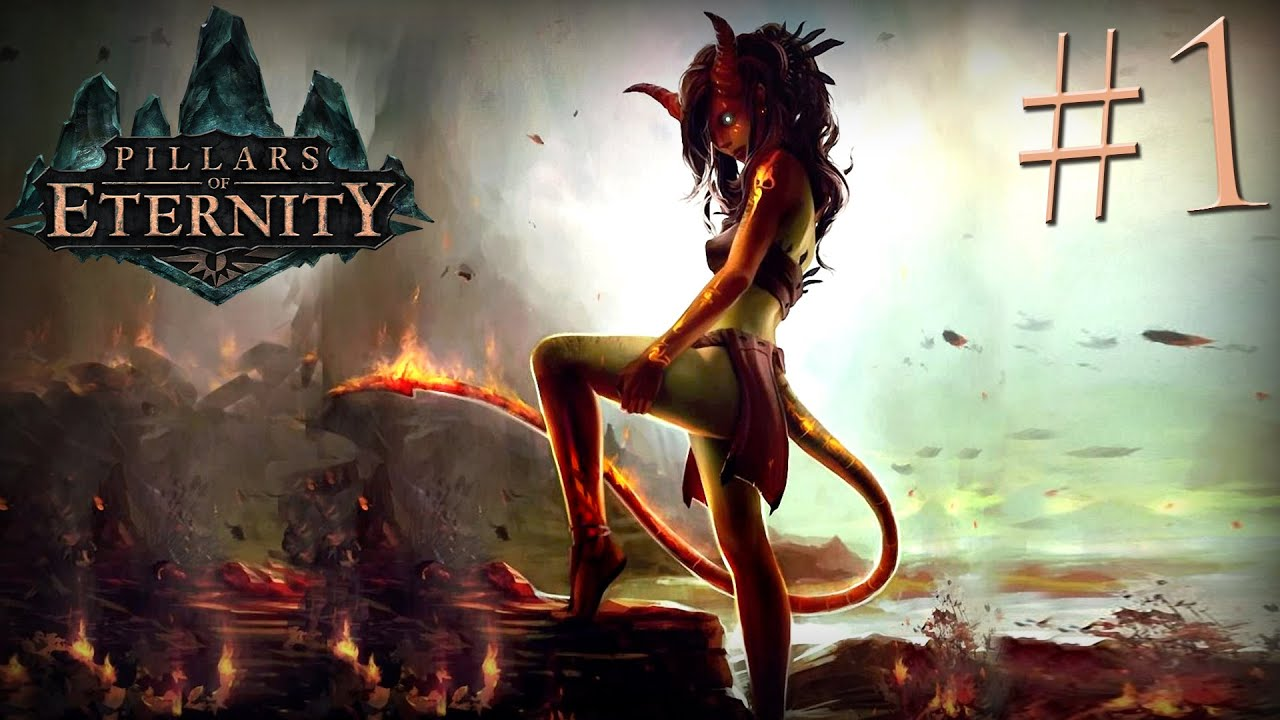 Pillars Of Eternity Wallpaper: Pillars Of Eternity Walkthrough Part 1