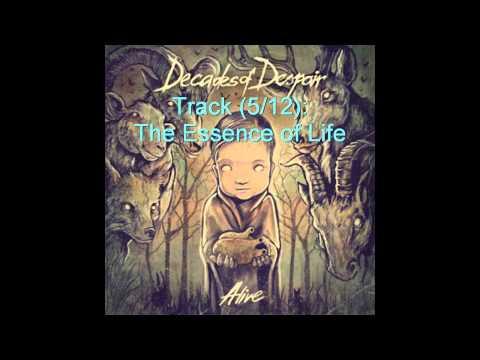 Decades of Despair - Alive (Full Album) (2012) (HD)