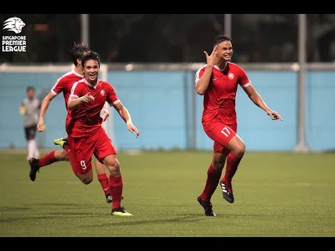 2018 Singapore Premier League: Young Lions 2-1 Tampines Rovers FC