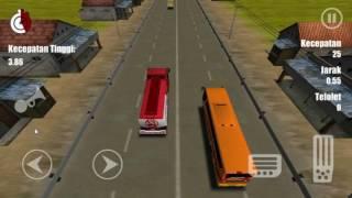 Game Telolet  Bus Simulator #Telolet Bus Driving 3D screenshot 5