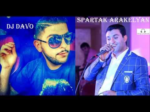 DJ DAVO feat. SPO (Spartak Arakelyan) - Anoushes //New 2017//