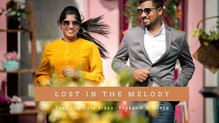 Lost in the melody | Illayaraja | Venkat + SriDivya | Save The Date | Hyderabad