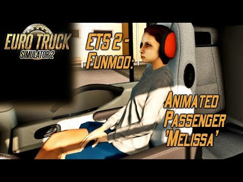Download Mod Scania Touring Bus V8 Ets2 1 33 Animated