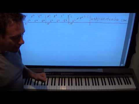 how to play marmalade on piano easy