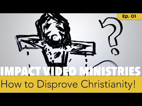 Thumbnail: How to Destroy Christianity With One Easy Step... | IMPACT Whiteboard Videos