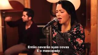 Boyce Avenue feat.Jennel Garcia - Demons - Imagine Dragons (Legendado Pt)