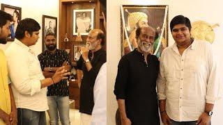 Superstar Rajinikanth Appreciates Mercury Team | Prabhu Deva | Karthik Subbaraj