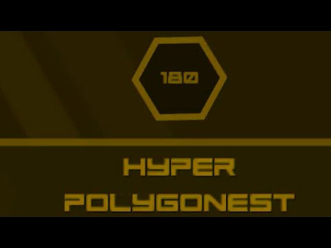 Super Polygon - Hyper Polygonest (Level 10) - More Levels On The Way!