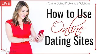 How to Use Online Dating Sites| Engaged at Any Age | Jaki Sabourin