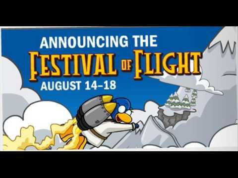 Club Penguin Festival of Flight Theme song