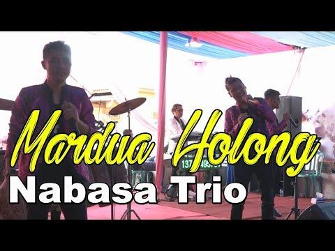 Mardua Holong (Nabasa Trio ) Waouw!!! Suaranya Mantap