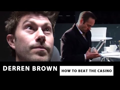 How Derren Brown Stole A Viewer's Money - How To Beat The Casino