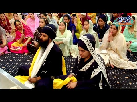 Live-Now-Anand-Karaj-Samagam-Sunpreet-Singh-And-Jaspreet-Kaur-G-Damdma-Sahib-9-October-2021