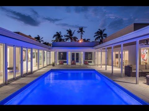 Iconic Mid-Century Modern Residence in Sarasota, Florida | Sotheby's International Realty