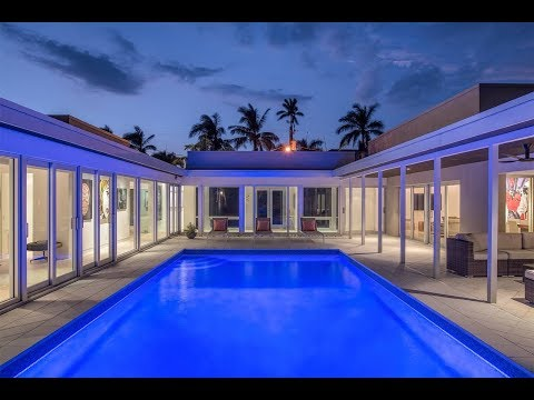 Iconic Mid-Century Modern Residence in Sarasota, Florida | Sotheby's International Realty