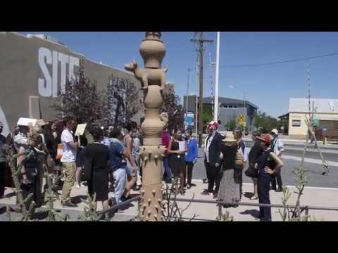 Site Santa Fe 2016 Biennial SITElines - a video preview