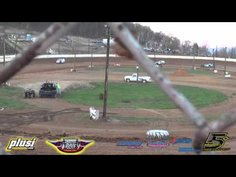 Path Valley Speedway - Heat #1 - 04/16/16