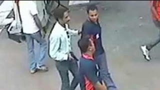 Moga: Daring daytime robbery caught on CCTV